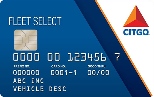 Fleet Card Image
