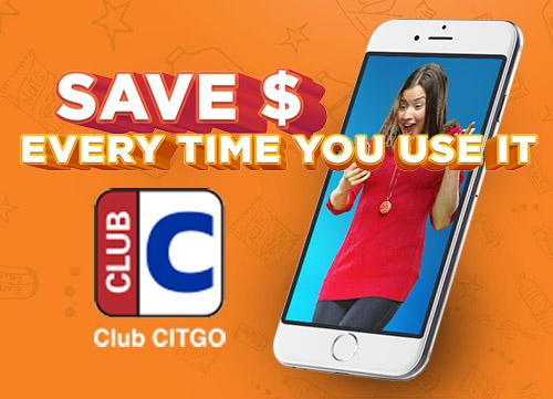 Club CITGO App Image